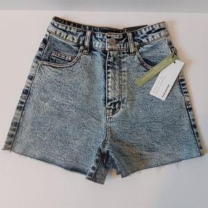 New High Waisted Frank & Oak Shorts